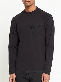barbour-international-black-label-exo-long-sleeve-thick-t-shirt-black