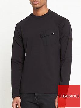 barbour-international-black-label-exo-long-sleeve-thick-t-shirt-black