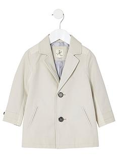river-island-mini-mini-boys-single-breasted-mac-beige