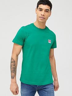 diesel-t-diego-div-small-logo-short-sleevenbspt-shirt-green