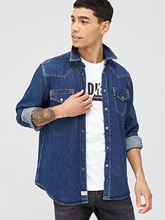 diesel-d-east-p-denim-shirt-denim-blue