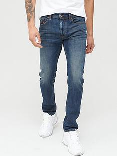 diesel-thommer-slim-skinny-fit-distressed-wash-jeans-navy
