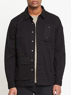 barbour-international-black-label-remote-overshirt-black
