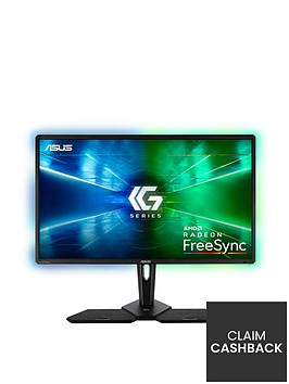 asus-cg32uq-32-inch-4k-3840x2160-console-gaming-monitor-freesync-for-xbox-ps-andnbspswitch-dp-hdmi-displayhdr-600-halo-sync-gamefast