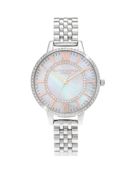 olivia-burton-wonderlandnbspwhite-mother-of-pearl-dial-amp-silver-bracelet-watch