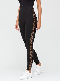 v-by-very-side-trim-legging-black