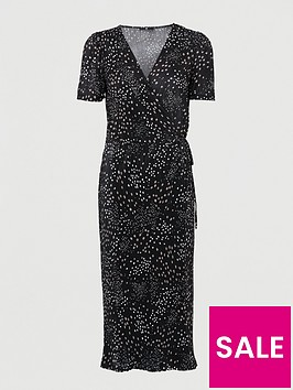 v-by-very-wrap-plisse-midi-dress-polka-dot