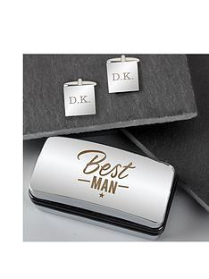 personalised-wedding-cufflinks-and-box-set