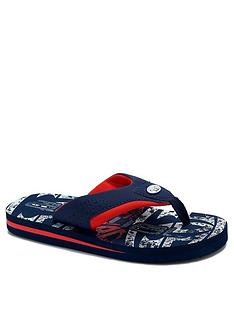 animal-boys-jekyl-flip-flop-red