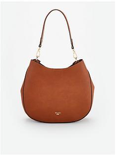 dune-london-demillie-large-slim-slouch-bag-brown