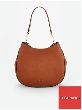 dune-london-demillie-large-slim-slouch-bag-brown