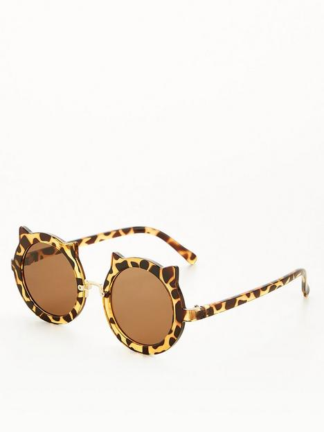 v-by-very-girlsnbspround-leopard-cat-sunglasses-multi