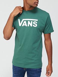 vans-classic-t-shirt-khakiwhite