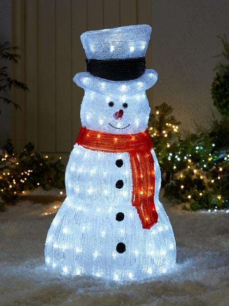 acrylic-outdoor-light-upnbspsnowman--nbsp70nbspcm