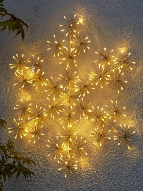 snowflake-light-outdoornbspchristmas-decoration