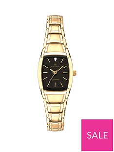 accurist-accurist-black-sunray-diamond-set-tank-dial-gold-stainless-steel-braceket-womens-watch