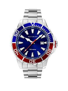 accurist-accurist-200m-divers-blue-sunray-and-red-detail-date-dial-stainless-steel-bracelet-mens-watch