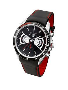 accurist-accurist-black-and-silver-detail-chronograph-dial-black-leather-and-red-detail-strap-mens-watch