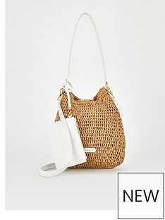 ted-baker-crochet-hobo-bag