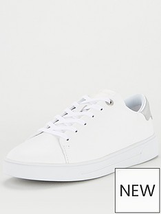 ted-baker-leather-transparent-sole-trainer-white