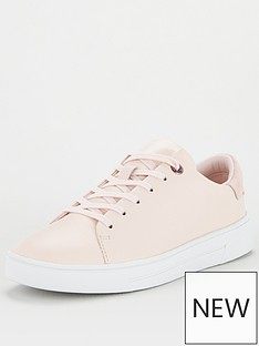 ted-baker-leather-transparent-sole-trainer-pink