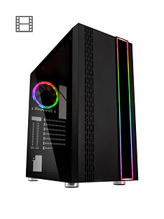 zoostorm-stormforce-crystal-intel-core-i5-9400fnbsp16gb-ramnbsp1tb-hard-drive-amp-250gb-ssdnbspnvidia-6gbnbsprtx-2060-super-graphics-gaming-pcnbsp-nbspblack