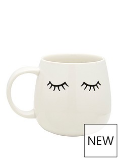 sass-belle-eyes-shut-mug