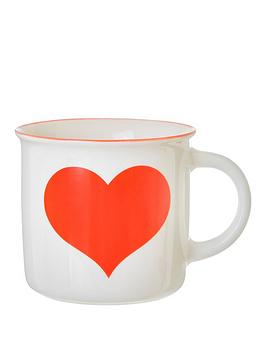 sass-belle-red-love-heart-mug