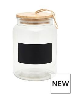 sass-belle-glass-chalkboard-storage-jar
