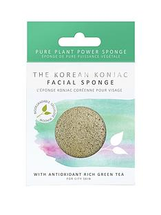 the-konjac-sponge-company-premium-facial-puff-with-green-tea