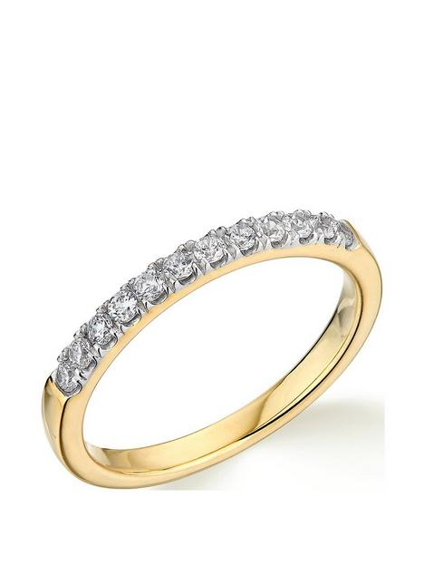 love-gold-9ct-gold-025ct-diamond-micro-setting-eternity-ring