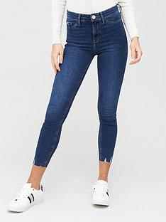 river-island-molly-mid-rise-jeggings-dark-blue