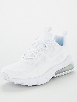 nike-air-max-270-react-juniornbsptrainers-white