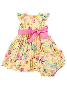 monsoon-baby-girls-florence-dress-yellow