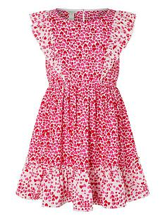 monsoon-girls-aria-heart-dress-red