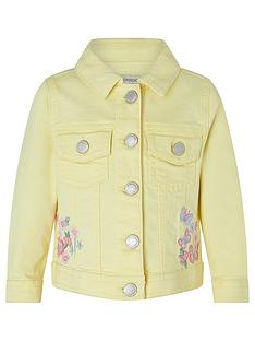 monsoon-baby-girls-yuki-denim-jacket-yellow