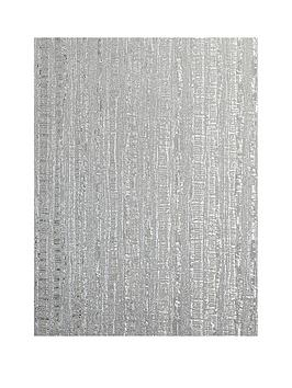 arthouse-luxe-industrial-stripe-silver-vinyl-wallpaper