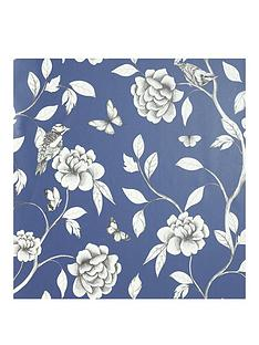 arthouse-rose-garden-wallpaper