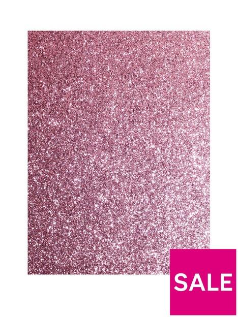 arthouse-sequin-sparkle-pink-wallpaper