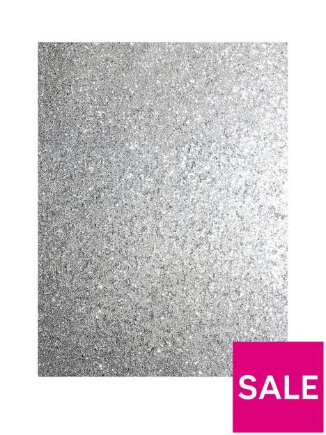 arthouse-sequin-sparkle-silver-wallpaper
