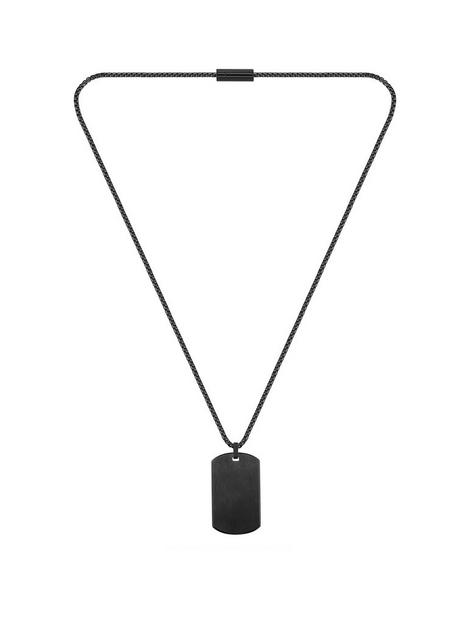 boss-boss-id-black-ip-chain-dog-tag-with-silicone-edge