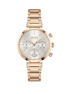 boss-boss-flawless-rose-gold-bracelet-white-dial-watch