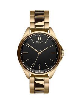 mvmt-coronada-gold-stainless-steel-36mm-case-black-dial-ladies-watch-gold