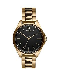 mvmt-mvmt-coronada-gold-stainless-steel-36mm-case-black-dial-ladies-watch