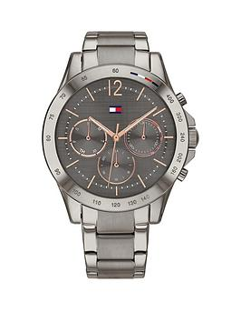 tommy-hilfiger-tommy-hilfiger-haven-gunmetal-stainless-steel-grey-sunray-dial-ladies-watch