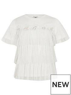 river-island-girls-flower-mesh-frill-tshirt-white