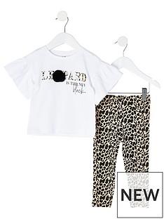 river-island-mini-mini-girls-pom-tshirt-and-legging-set-white