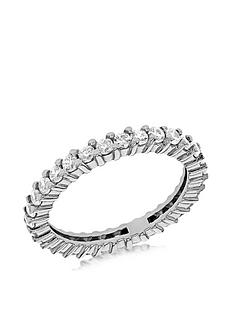 the-love-silver-collection-sterling-silver-white-cubic-zirconia-full-etetnity-ring