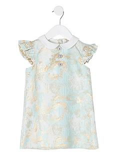 river-island-mini-mini-girls-bronnie-dress-mint