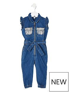 river-island-mini-girls-sequin-pocket-denim-boilersuitnbsp-nbspblue